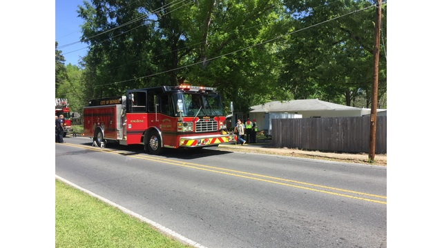 No injuries in Monroe house fire