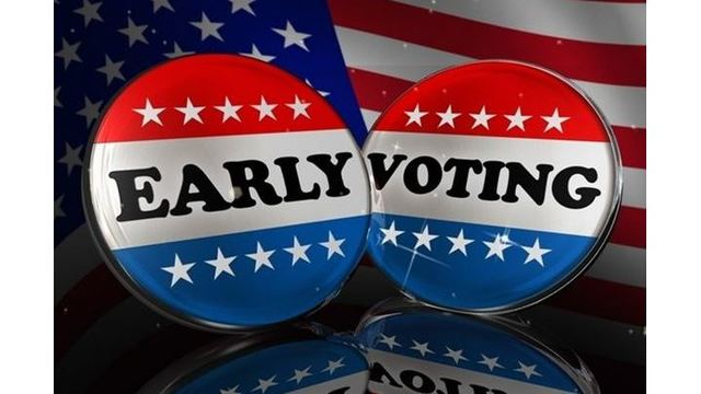 Early voting for run-off elections begins April 14