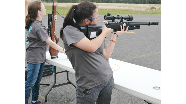 Hundreds of kids participate in state 4-H shooting competition