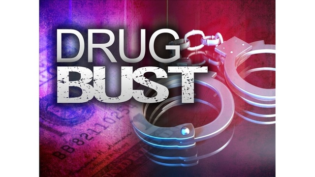 Two teens arrested on drug charges