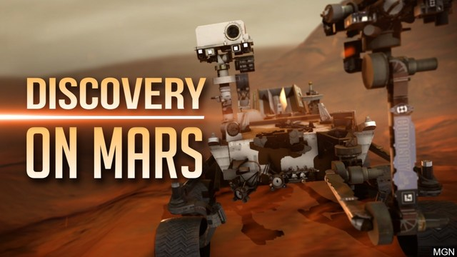 Mars rover Curiosity's new findings hailed as 'breakthroughs in astrobiology'
