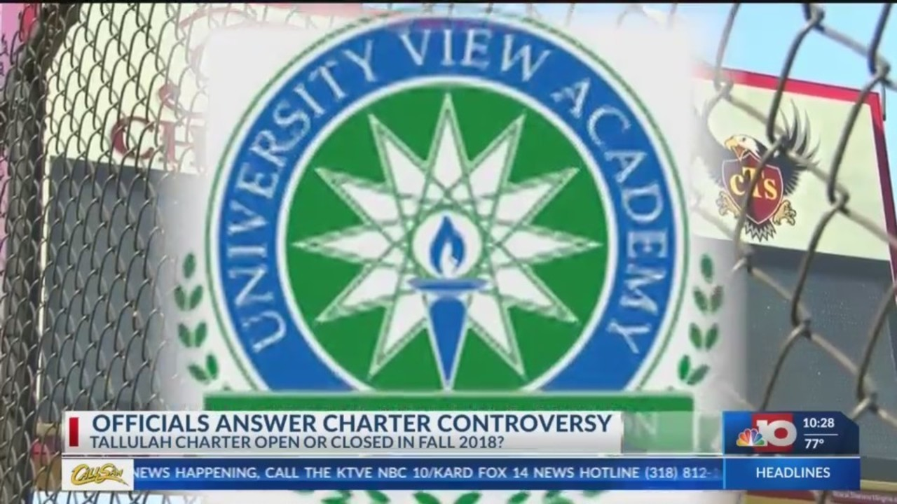 Officials answer Tallulah Charter School controversy