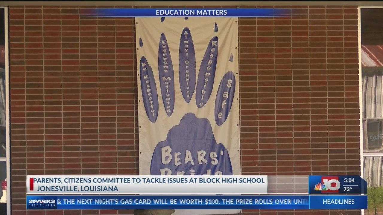 Protests at Block High School have sparked action from the community ...