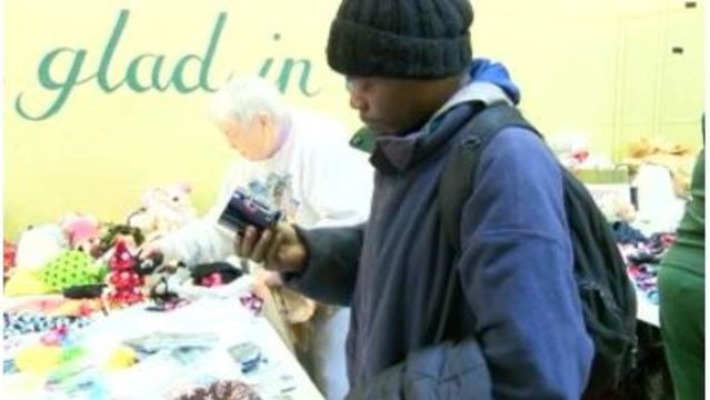 Triple PT holds Christmas for the homeless