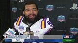 Former Neville Star, LSU Tiger Rashard Lawrence Speaks on Getting Over Texas A&M