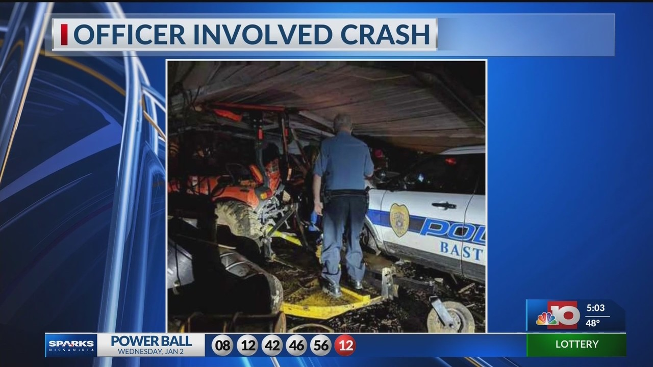 Bastrop Officer involved in car accident