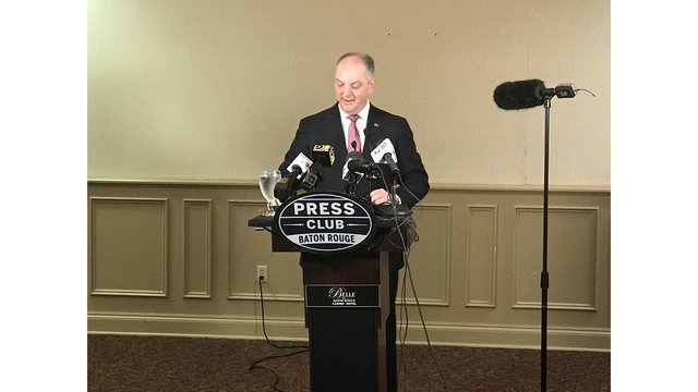 Edwards lays out 2019 agenda that includes teacher payraise