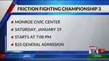 FFC 3 set for January 19 at the Monroe Civic Center