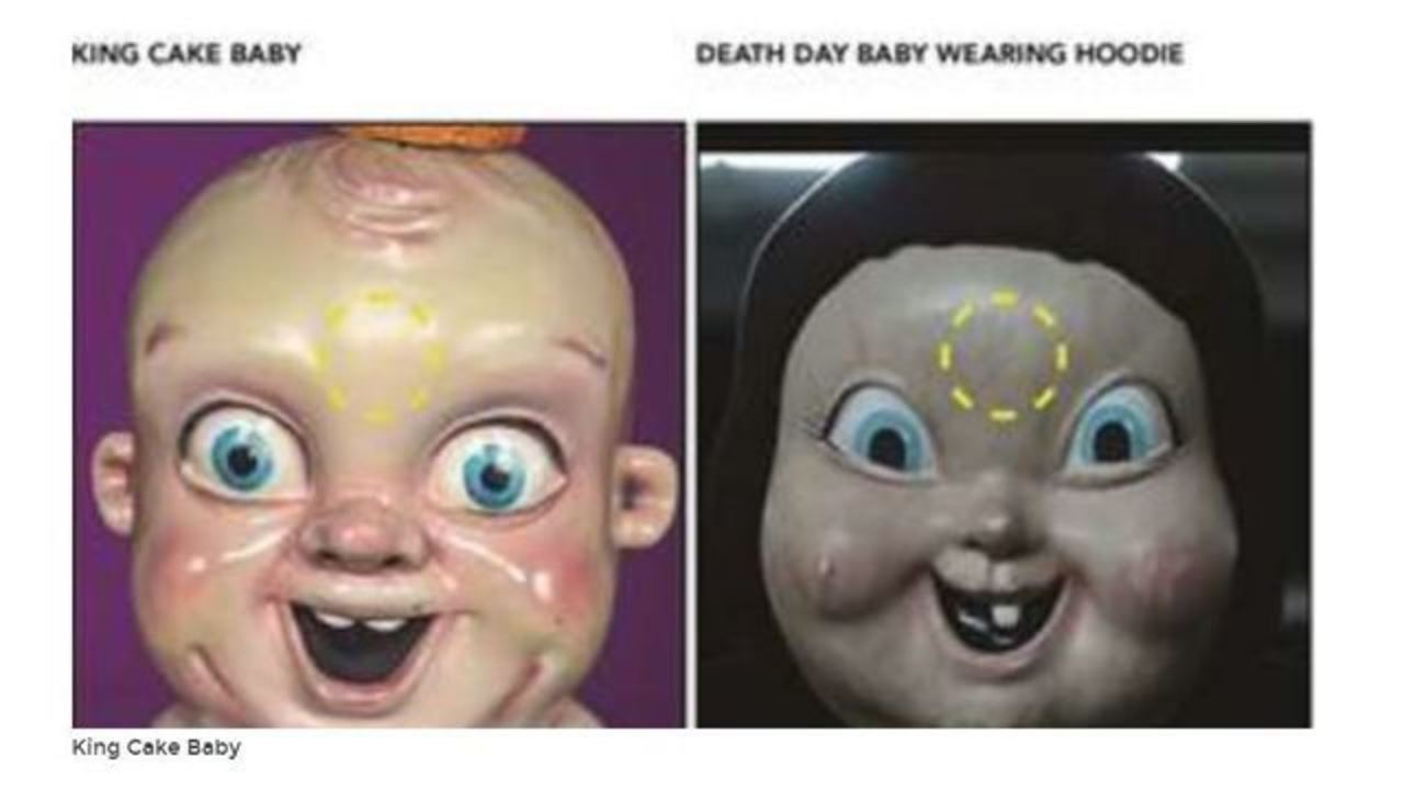 King Cake Baby Is Angry This Movie Is Copying His Horrifying
