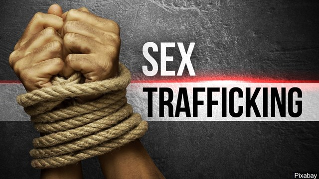 Law enforcement focuses on sex trafficking